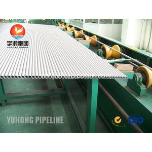 Duplex Steel Seamless Tube ASME SA789/789M S31803 (2205 / 1.4462)