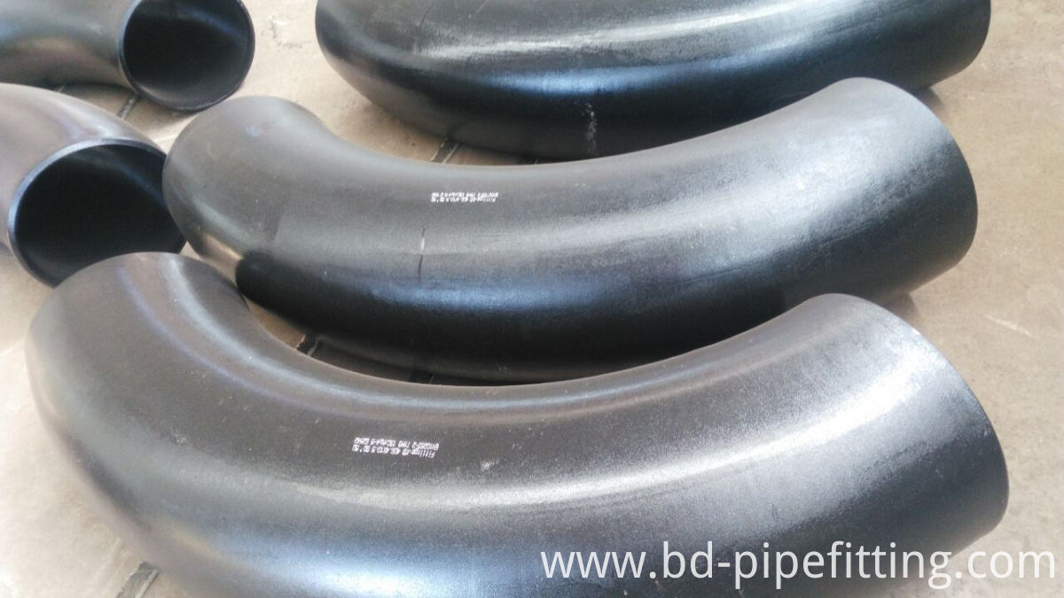 ASTM A420 WPL3 / WPL6 / WPL9 But Weld Fittings Elbow