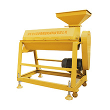 Best Quality for Sesame Bar Processing Plant Sesame Grass Wheat Sorghum Nuts Shelling Machine export to India Importers