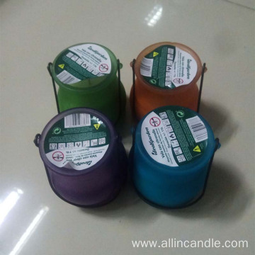 Citronella Oil Candles Factory