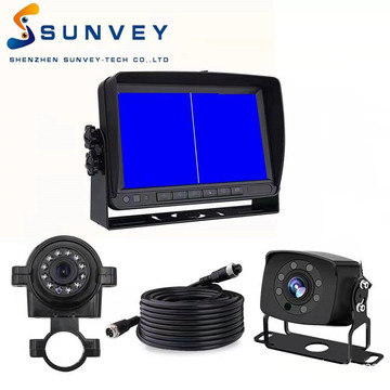 1080P Rear View Camera and Monitor Kit