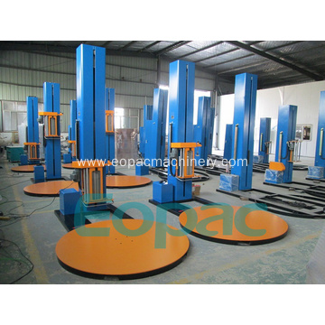 Stretching Film Pallet Wrap Machine