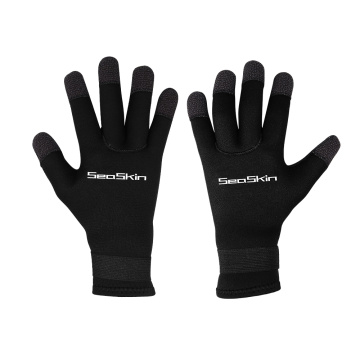 Seaskin Adult 5mm Neoprene Kevlar Diving Gloves