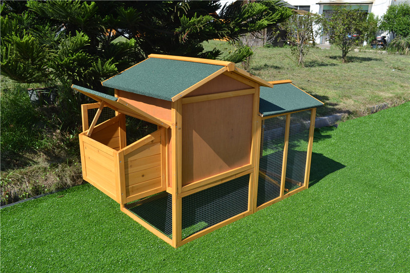 durable wood chicken coop