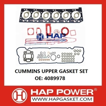 Cummins Upper Head Gasket Set 4089978