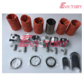 excavator TB42 engine gasket bearing piston ring liner