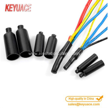 Good Quality for Heat Shrink Wire Caps Heat shrink cap seal with hot melt adhesive export to France Factory
