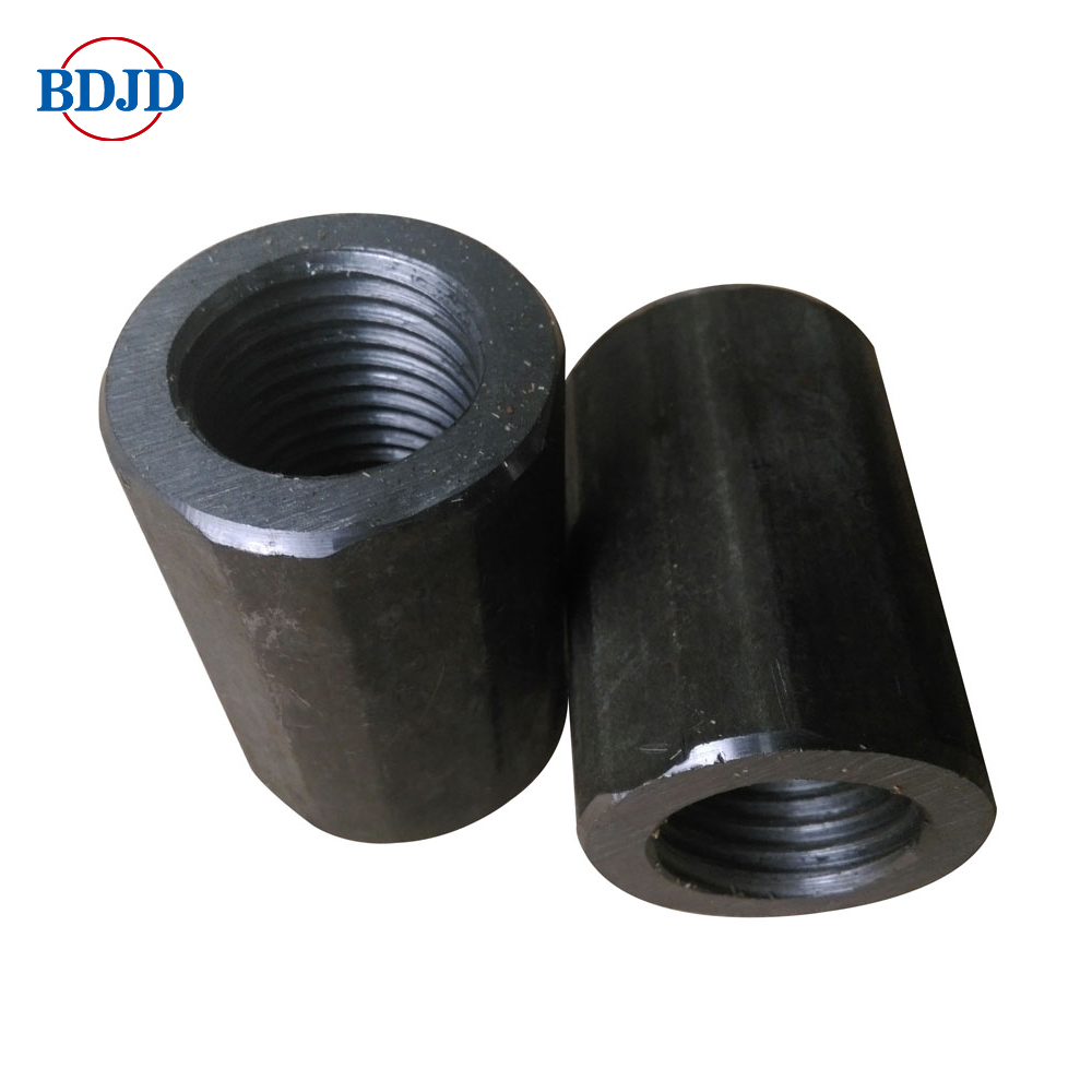 Mechanical rebar coupler D14-D40