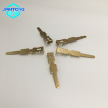 brass stamped electric components for terminal