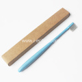 Travel Wheat Straw Eco-friendly Toothbrush