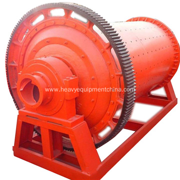 Large Horizontal Ball Mil Dry Ball Milling