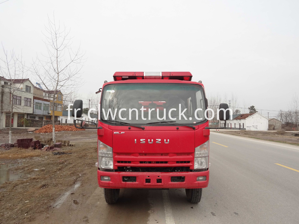 fire fighting vehicle 5