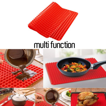 Heat Resistant Silcone Baking Mat