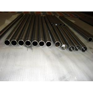 10mm  Polished Tungsten Tube Stock
