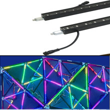 DMX512 Led Pixel Media Bar Light