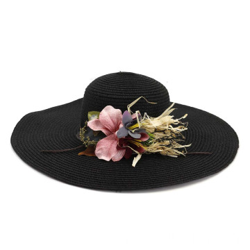 Outdoor hat beauty cheap price straw hat