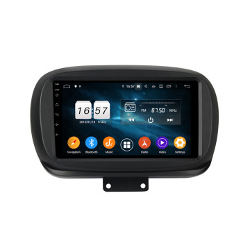 Android 9.0 Auto Radio fir Fiat 500X 2014-2019