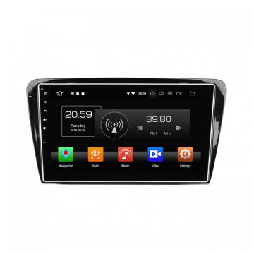 10.1 inch car dvd for Octavia 2014