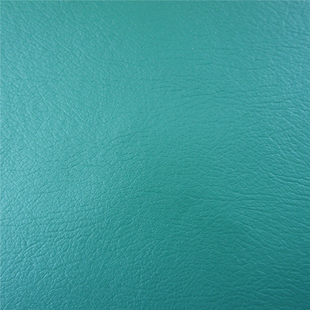 Colorful PVC synthetic leather for upholstery
