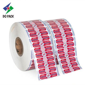 Shrink sleeves and label for drink or tissue