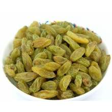 Under sun dried xinjiang green raisins
