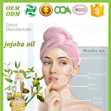 100% Pure Jojoba Oil for Hair