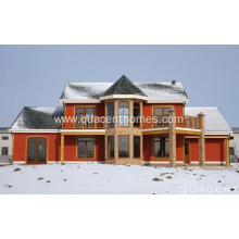 Affordable Fast Assembly High Quality Prefab Wooden Villa