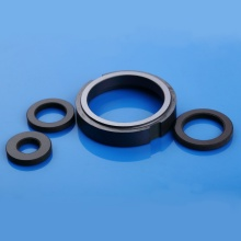 High-Pressure Mechanical SSiC Seal Ceramic Ring