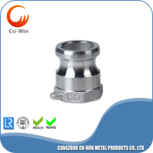 Good Quality for Stainless Steel Camlock Type A Locking Camlock Coupling export to Japan Factories