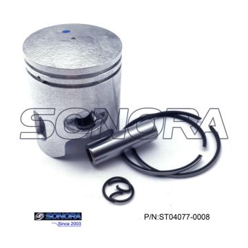High reputation for China Aerox Starter Motor, Aerox YQ50 Cylinder, Aerox Stator Coil Magneto Manufacturer and Supplier Yamaha YQ70 Aerox Piston Kit 47mm export to Poland Supplier