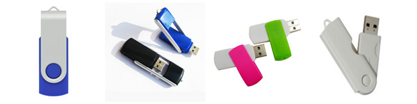 Swivel USB Drive Flash