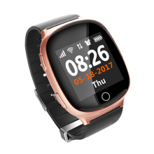 Time Watch GPS Tracker with Heart Rate Detection