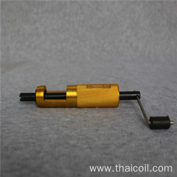 thread insert installation tool manual and semi-automatic