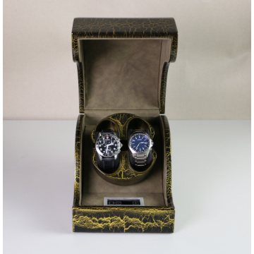 carbon crack watch winder for one watch