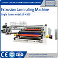 Semi-automatic Extrusion Lamination Machine