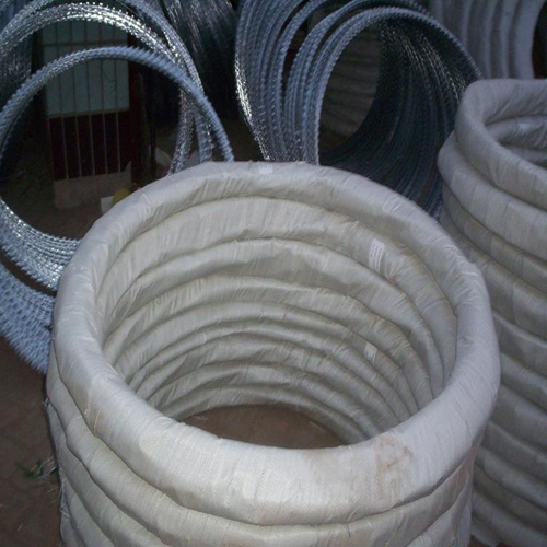10Kg High quality razor barbed wire for sale