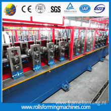 Aluminum And Steel Door Frame Roll Forming Machine