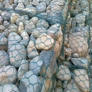 Hot Dipped Galvanized Gabion box