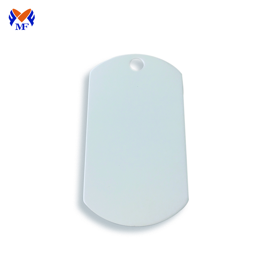Sublimation Blank Dog Tag