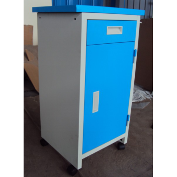 Perabot Hospital Murah Kosong Epoxy Bedside Locker