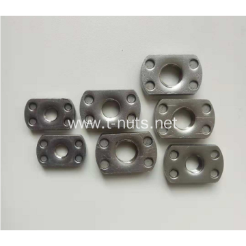 stainless steel projection weld nuts