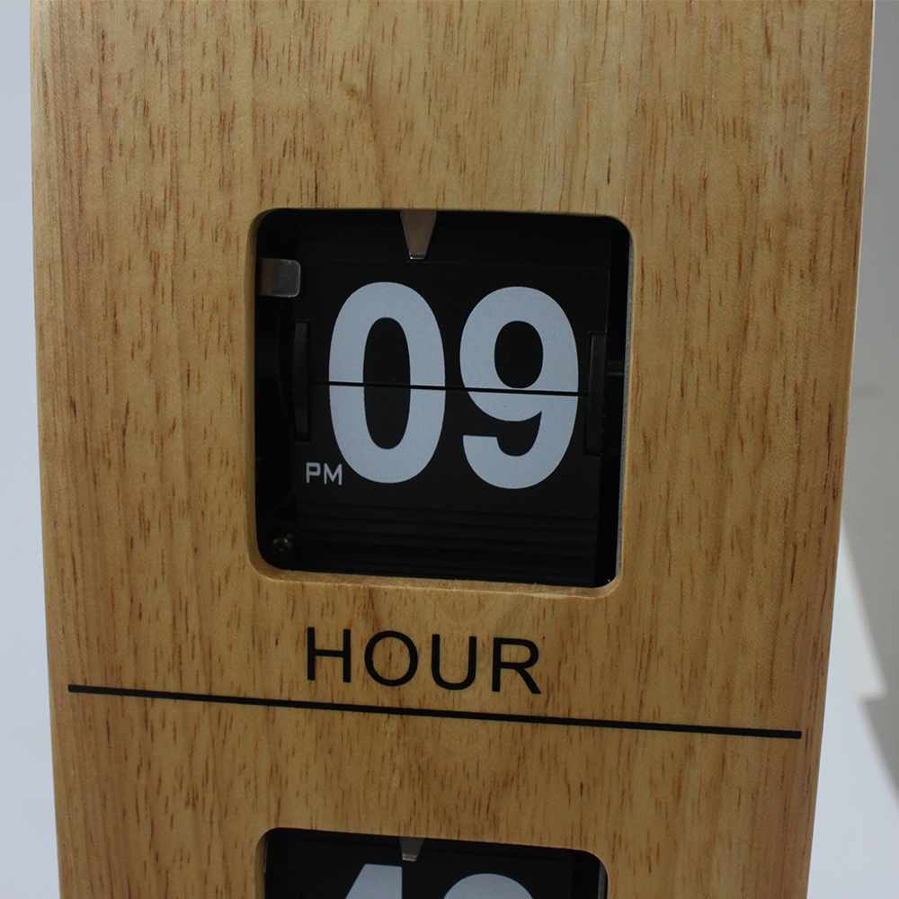 Battery Operated Desk Clock Small