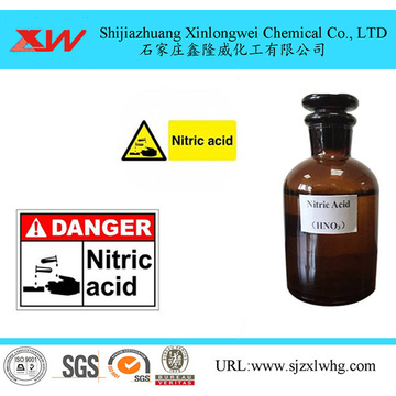 Industrial Grade Nitric Acid 60% 68%