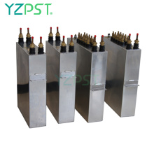 polyester film capacitors 3KV 197uf