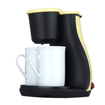 two cup mini personal coffee maker