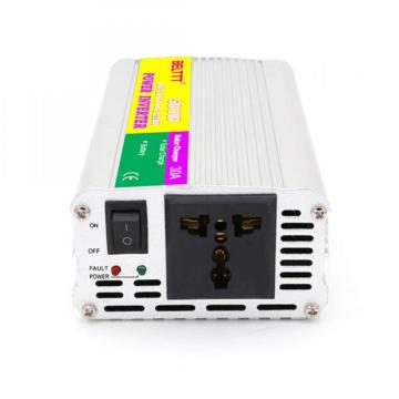 BELTTT Power Inverter 500W with Solar Charger Controller