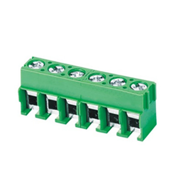 PCB Screw Terminal Block Right-Angle Pitch:5.0