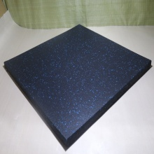 EPDM flecks Rubber Mat gym flooring