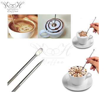 Latte Art Pen Stainless Steel Coffee Art Pen