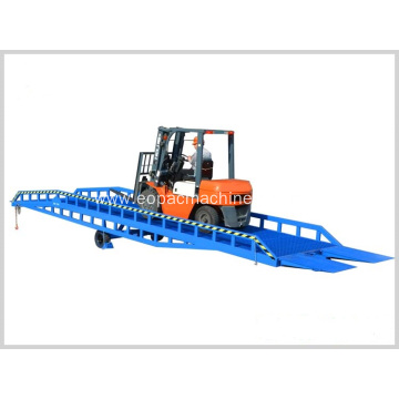 Heavy Duty Dock Loading Ramp